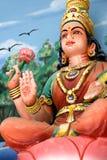 Hinduistische Gottheit lizenzfreie stockfotos