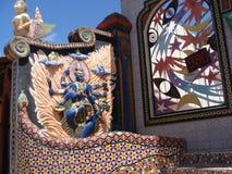 Hinduistische Kunst Lizenzfreies Stockfoto