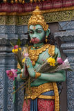 Hinduistische Skulptur Stockfotografie