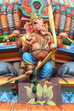 Hinduistische Statue Stockfoto