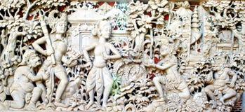 Hinduistische Wand-Plakette Stockbilder