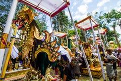 Hinduistische Zeremonie Lizenzfreies Stockfoto