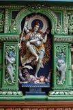 Hinduistischer Gott Stockbild