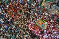Hinduistisches Festival Stockbild
