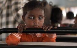 Hinduistisches Kind lizenzfreies stockfoto