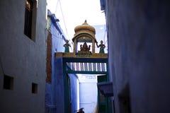 Hinduizm opowieści statua Obraz Royalty Free