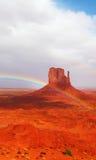 hindusów navajo tęczy rezerwacja Zdjęcia Royalty Free