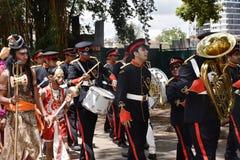 Hindus beröm i Kenya Arkivbild
