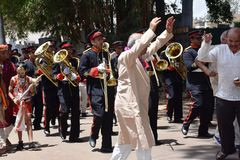 Hindus celebration in Kenya Stock Images