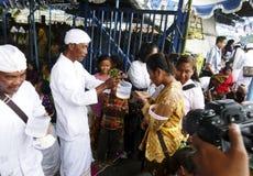 Hindus ceremoni Royaltyfri Fotografi