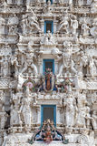 Hindus god in a temple, Rajasthan, India. Stock Photos