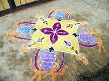 Hindus mandala Royalty Free Stock Images