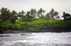hindus nabrzeżna linia ocean fotografia stock