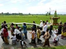 Hindus religious festival Stock Photos