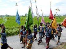 Hindus religious festival Stock Photo