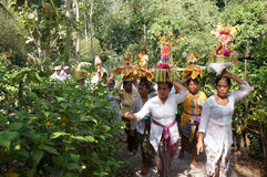 Hindus rituais Foto de Stock