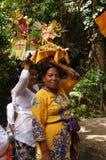 Hindus rituais Fotografia de Stock Royalty Free
