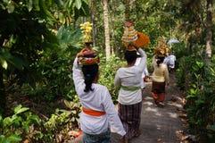 Hindus rituais Foto de Stock Royalty Free