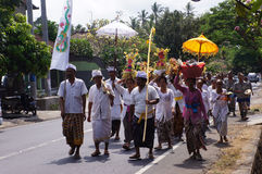Hindus rituais Imagem de Stock Royalty Free