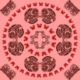 hindusa amerykański ornament Zdjęcie Stock