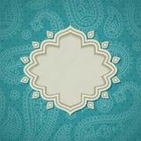 hindusa ramowy styl Zdjęcie Stock