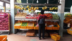 hindusa rynku Zdjęcia Stock