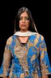 hindusi bizneswomanu Obrazy Royalty Free
