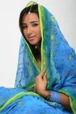 hindusi dziewczyna Obraz Royalty Free