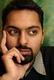 hindusi faceta Fotografia Stock