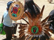 hindusi festiwalu ii zdjęcie stock