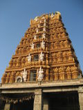 hinduska świątynia Fotografia Stock