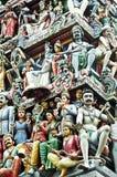 Hinduska świątynia Obrazy Stock
