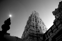 hinduska świątynia zdjęcie stock