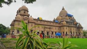 Hinduska świątynia Kolkata, India fotografia stock