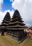 Hinduska świątynia Pura Agung Bali Indonezja Zdjęcie Stock