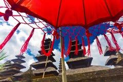 Hinduska świątynia Pura Agung Bali Indonezja Obrazy Stock