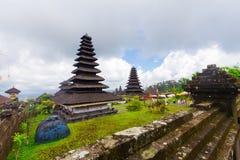 Hinduska świątynia Pura Agung Bali Indonezja Zdjęcie Royalty Free