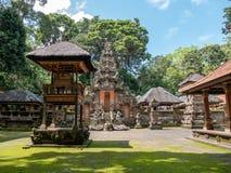 Hinduska świątynia Pura Taman Ayun, Bali, Indonezja obraz royalty free