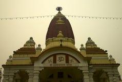 Hinduska świątynia w Delhi Zdjęcia Stock