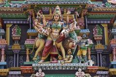 Hinduska świątynia w Trincomalee, Sri Lanka Obrazy Stock