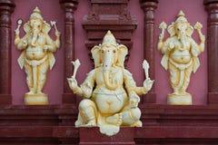 hinduska ganesha świątynia Obraz Stock