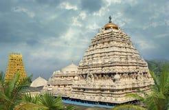 Hinduska Narasimha świątynia Obraz Royalty Free