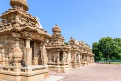hinduska stara świątynia Obraz Royalty Free
