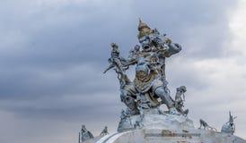 Hinduski bóg hanuman Obrazy Stock