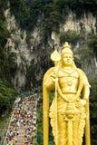 hinduski festiwal thaipusam obraz stock