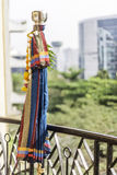 Hinduski festiwalu gudi padava zdjęcia royalty free