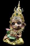Hinduski ganesha ganesha dzieciak obraz royalty free