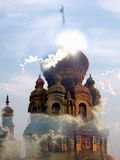 hinduski niebo Obraz Royalty Free