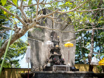 Hinduski ołtarz w Garuda Wisnu Kencana GWK Bali Indonezja Fotografia Royalty Free