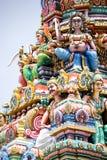 Hinduskie postacie i sztuka Zdjęcie Royalty Free